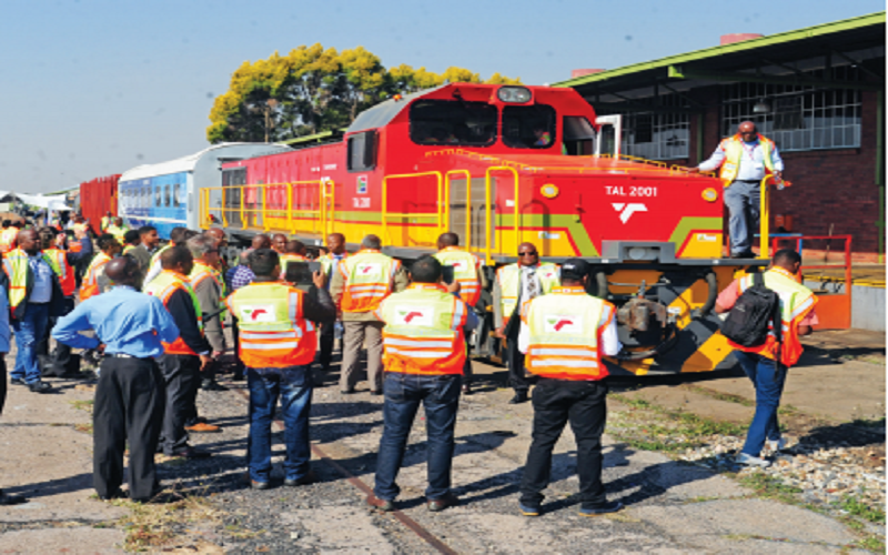 Train Assistant Opportunities at Transnet